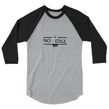 No-Edge - 3/4 Sleeve Baseball Tee