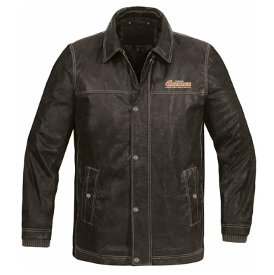 STORMTECH Men's Outback Leather Jacket