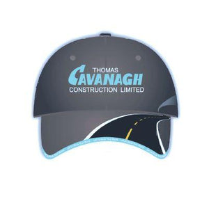 Custom Asphalt Hat