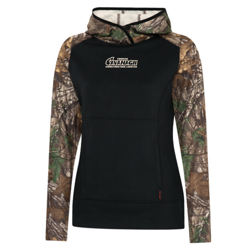Concrete (Construction) Ladies REALTREE Fleece