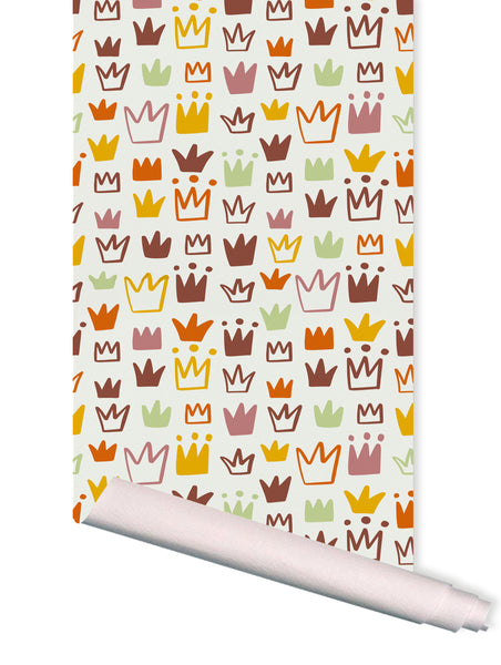 WALLPAPER CROWN