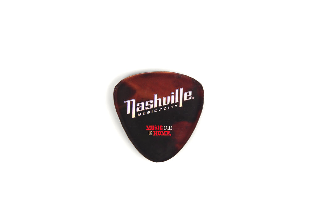 Guitar Pick Acrylic Magnet