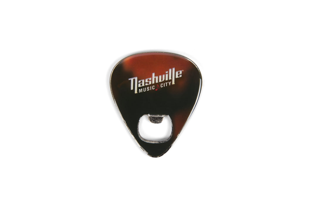 Guitar Pick Magnetic Bottle Opener