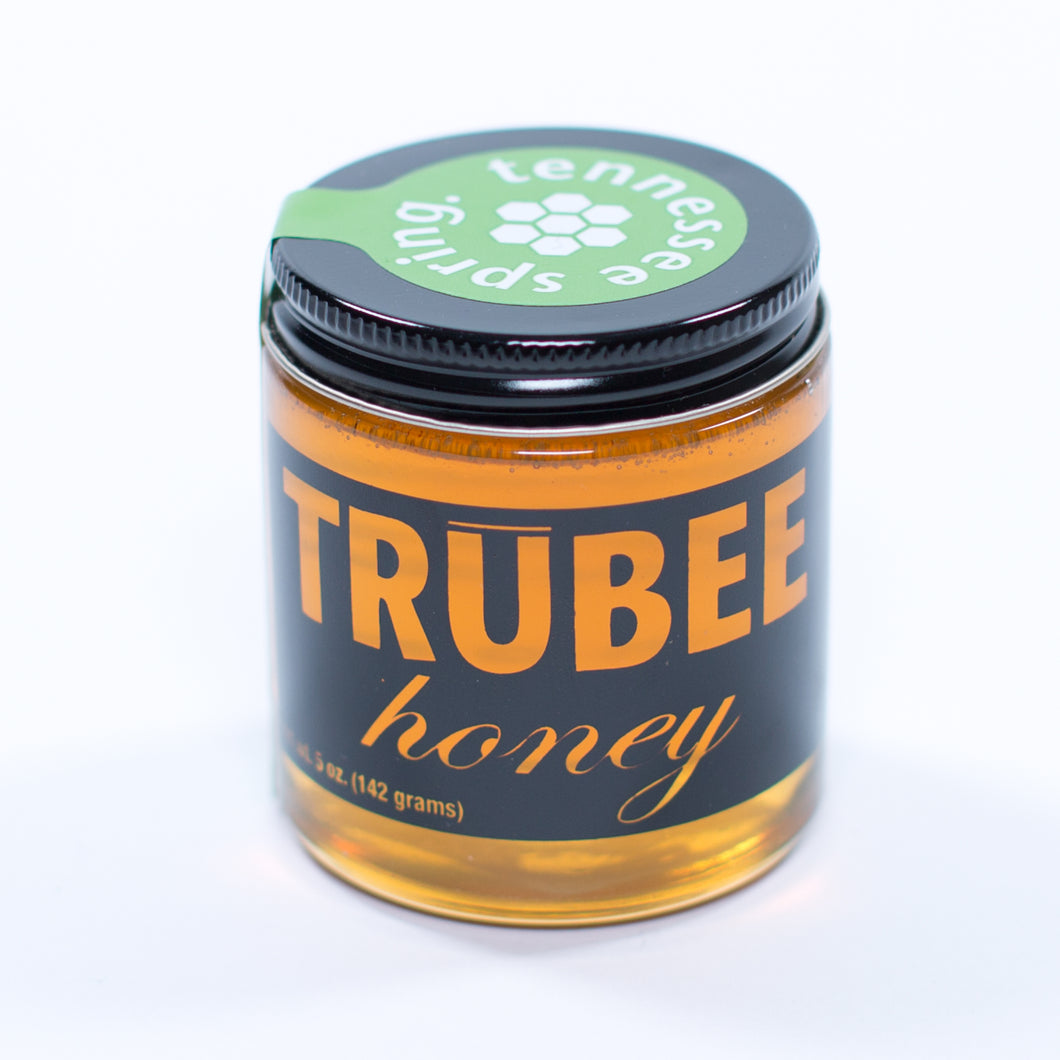 6oz TruBee Local Seasonal Honey