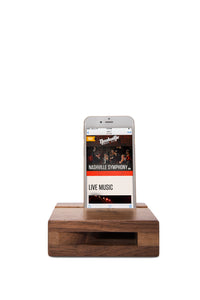 Bear It No More Handmade Wood iPhone Amp