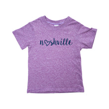 Little Bits Love Nashville Toddler Tee