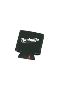 Nashville Music City Logo Koozie