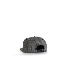 Music Note Flat Bill Hat