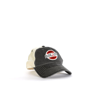 Music City Circle Trucker Hat