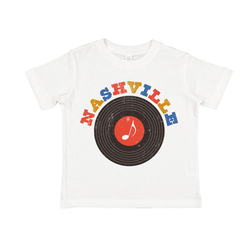 Record Time Toddler Tee