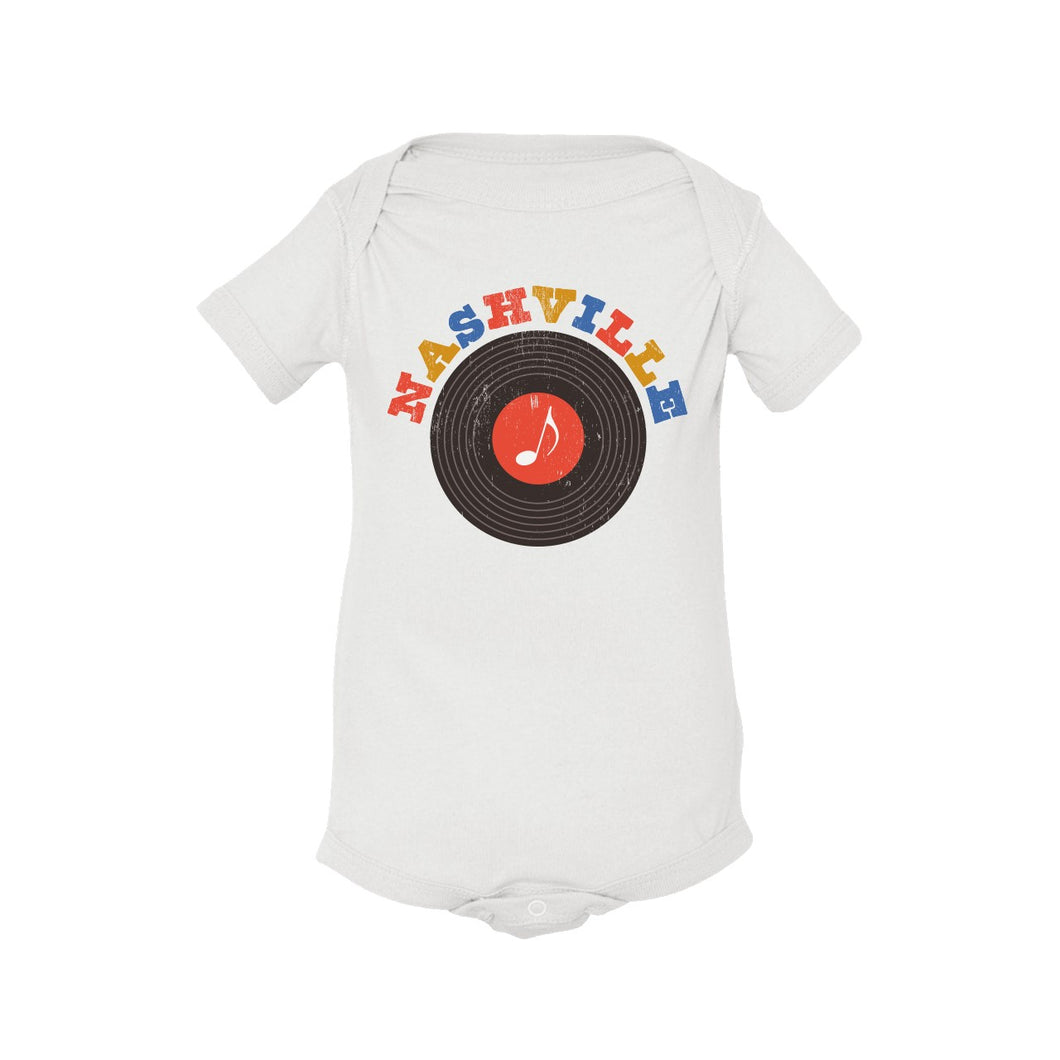 Record Time Onesie