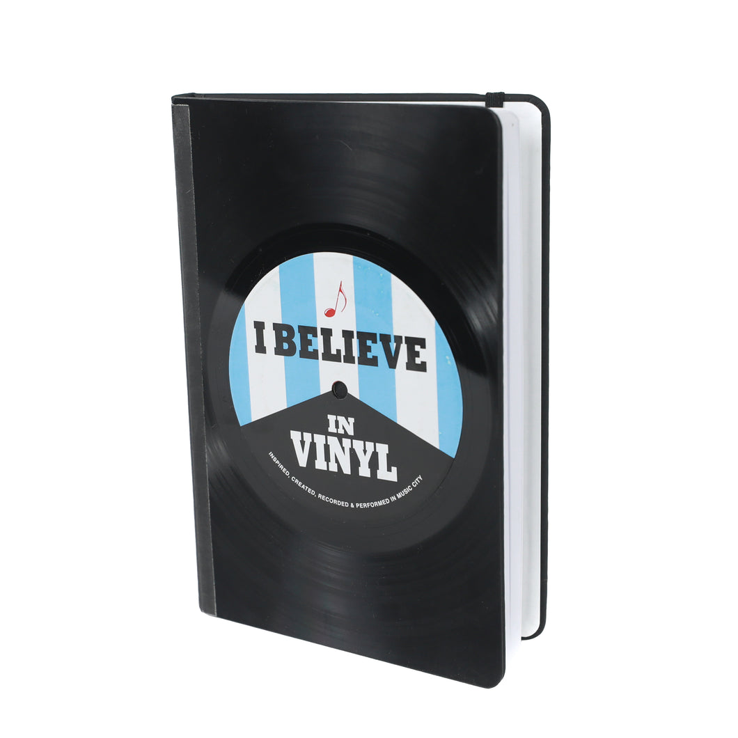 I Believe in Vinyl Journal