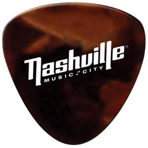 Nashville Logo Guitar Pick