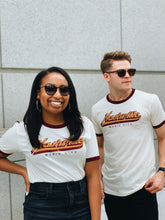 Way Back Unisex Ringer Tee