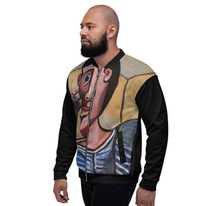 Art Unisex Bomber Jacket