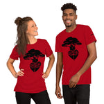 TREE LOVE -  Short-Sleeve Unisex T-Shirt