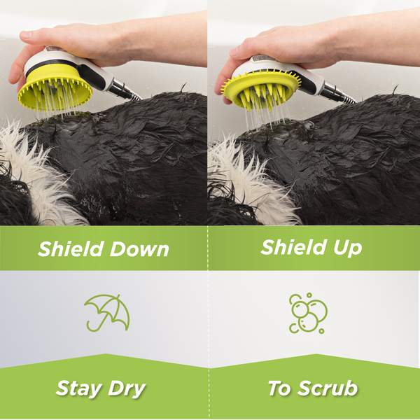Wondurdog Bath Tub Spout Dog Wash Kit | Regular Versions (Constant Water Pressure)