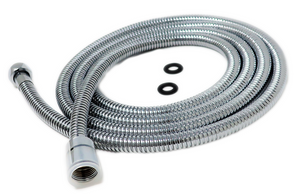 Eight Foot Flexible Metal Hose for Shower