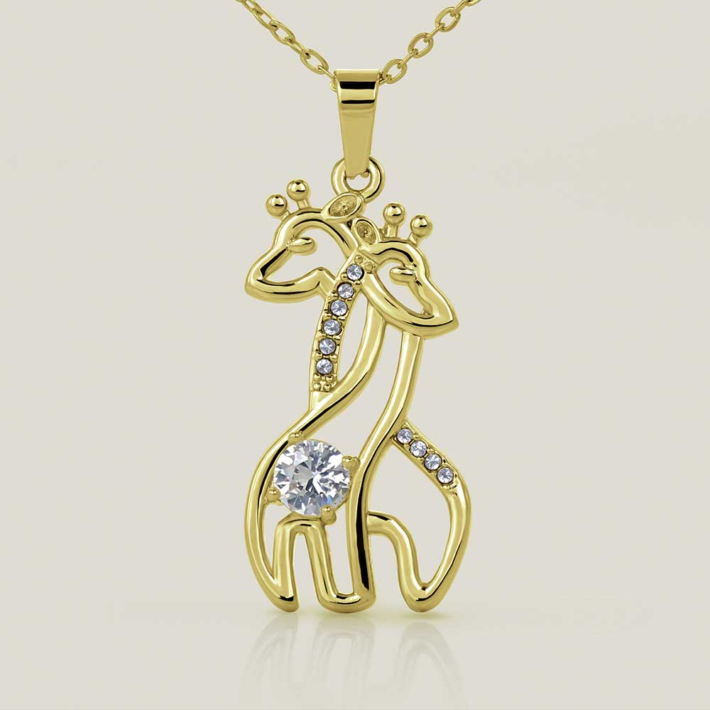Giraffe Necklaces