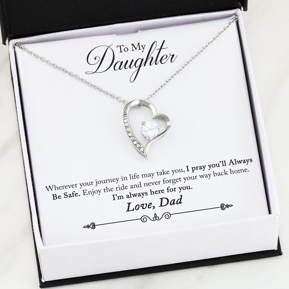 To My Daughter - Forever Love - Always Here For You