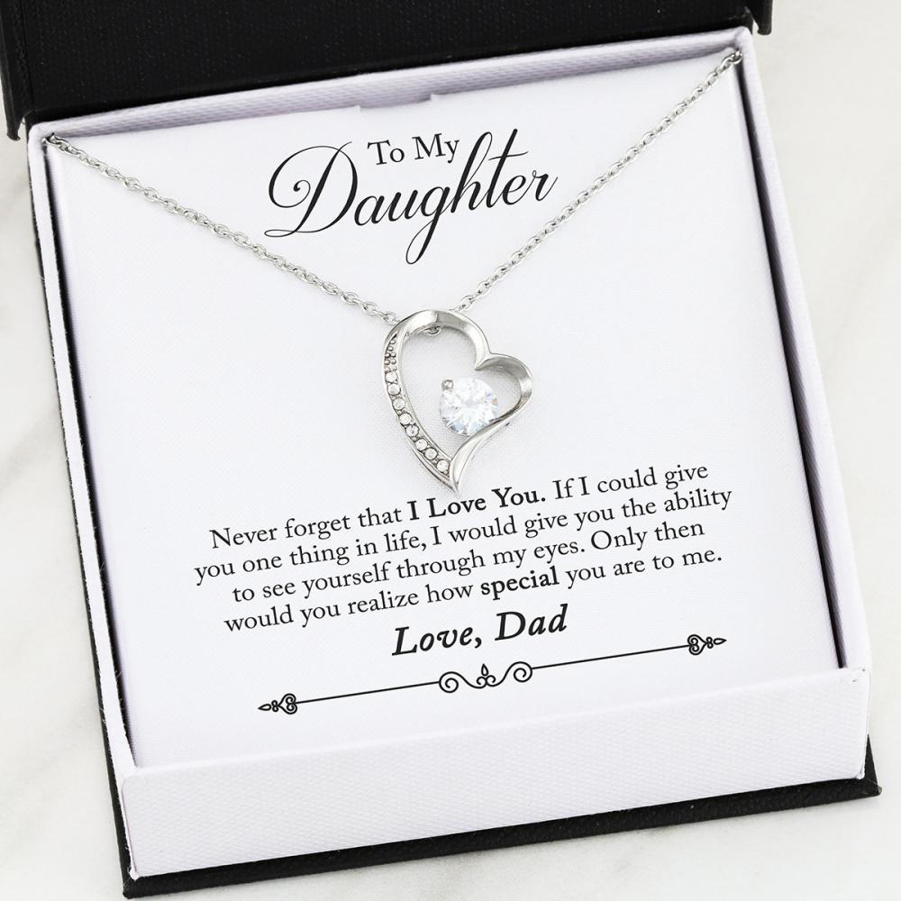 To My Daugther - Forever Love - I Love You