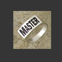Master Ring - high profile