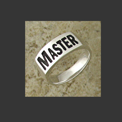 master Ring - low profile
