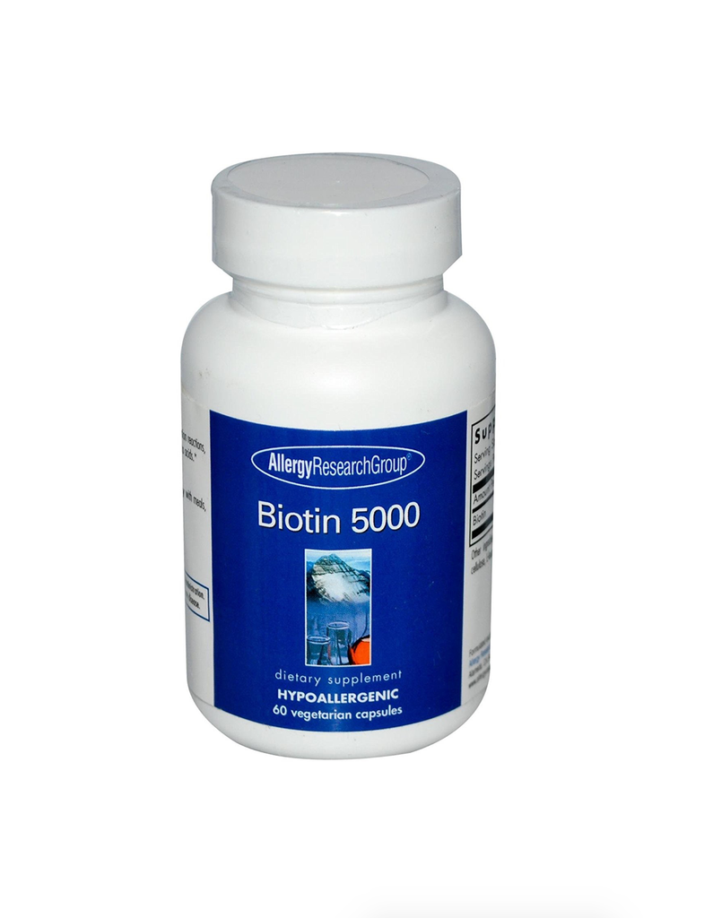 allergy-research-biotin-5000