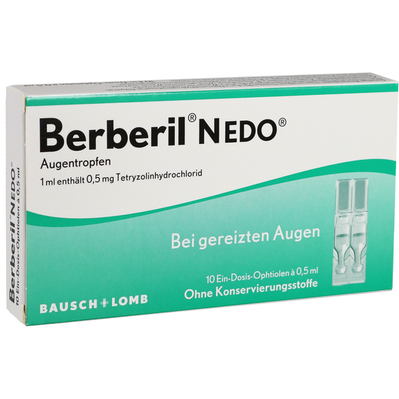 Berberil NEDO Eye Drops