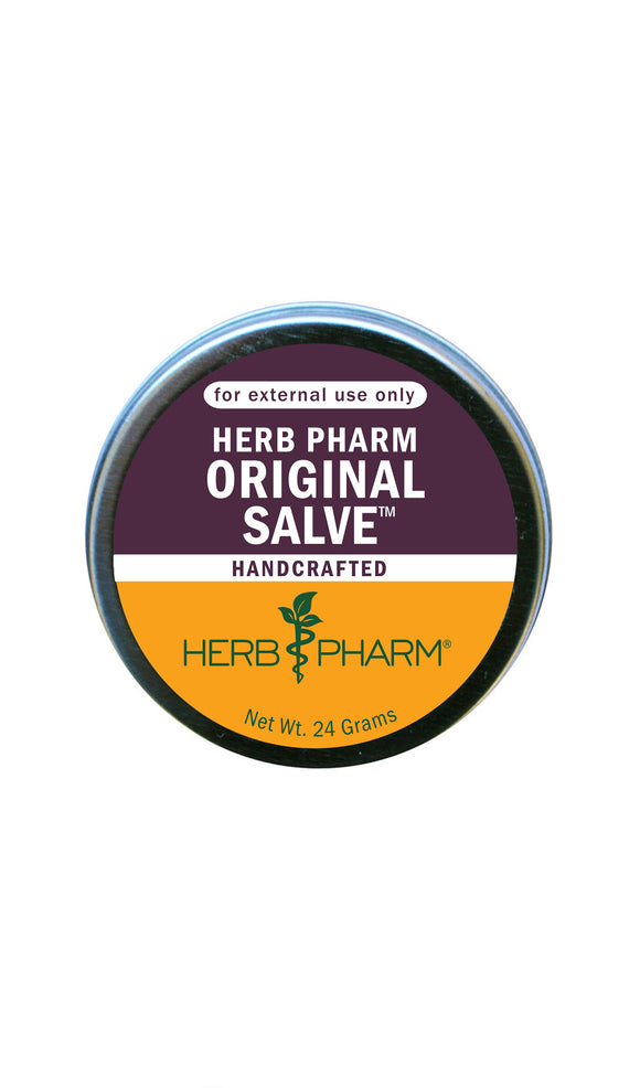 Herbal Ed Traditional Healing Salve