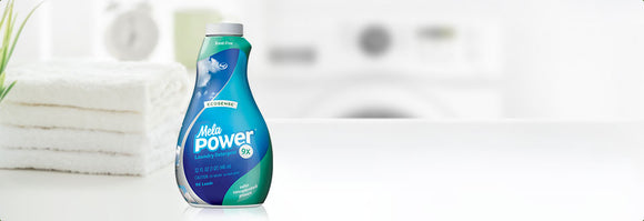 MelaPower Laundry Detergent- 32 ounce CONCENTRATE