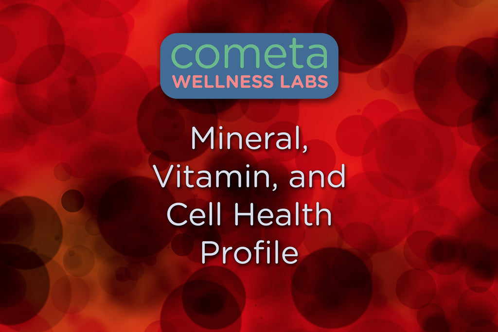 Mineral, Vitamin, and Cell Health Profile