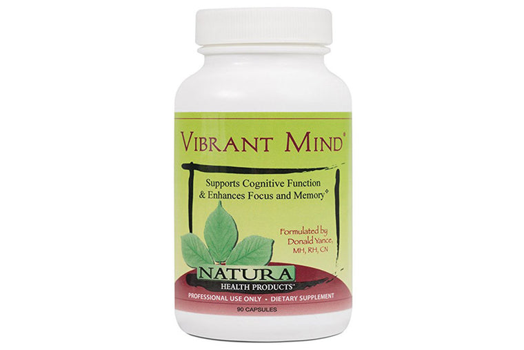 Vibrant Mind (OUT OF STOCK) *see details