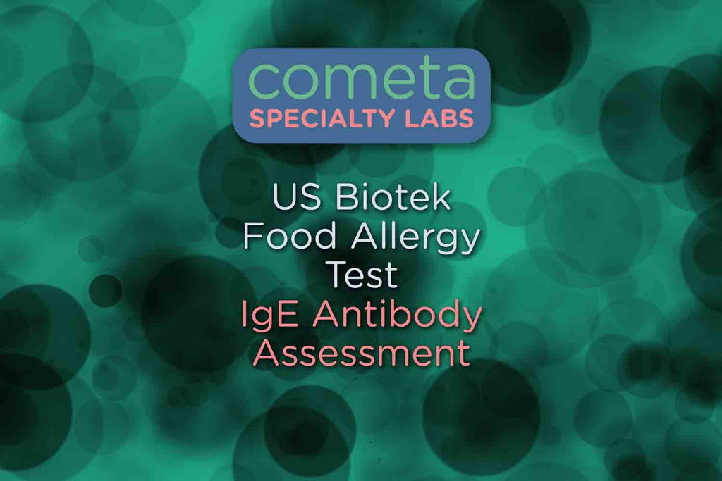 Food Allergy IgE Antibody Assessment