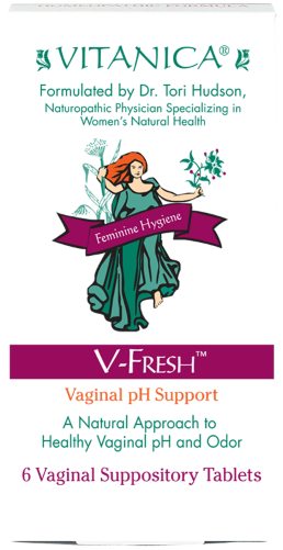 V-Fresh Vaginal Suppositories