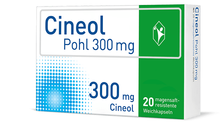 Cineol-Pohl 300mg