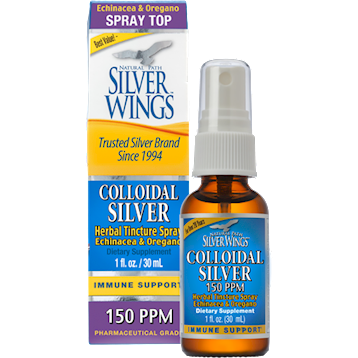 Colloidal Silver Herbal Tincture