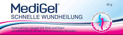 MegiGel Healing Cream
