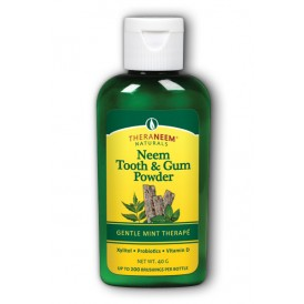 Neem Tooth & Gum Powder - Mint