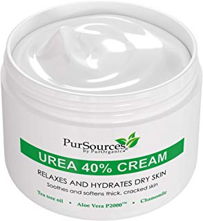 PurSources Urea 40% Cream