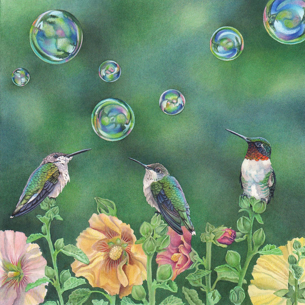 Bubble Birds - Gallery
