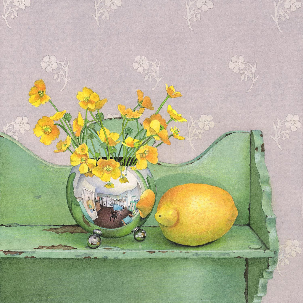 Buttercups and Lemon