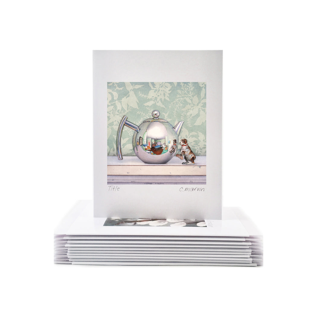 Guardian of the Tea - Wholesale Art Cards
