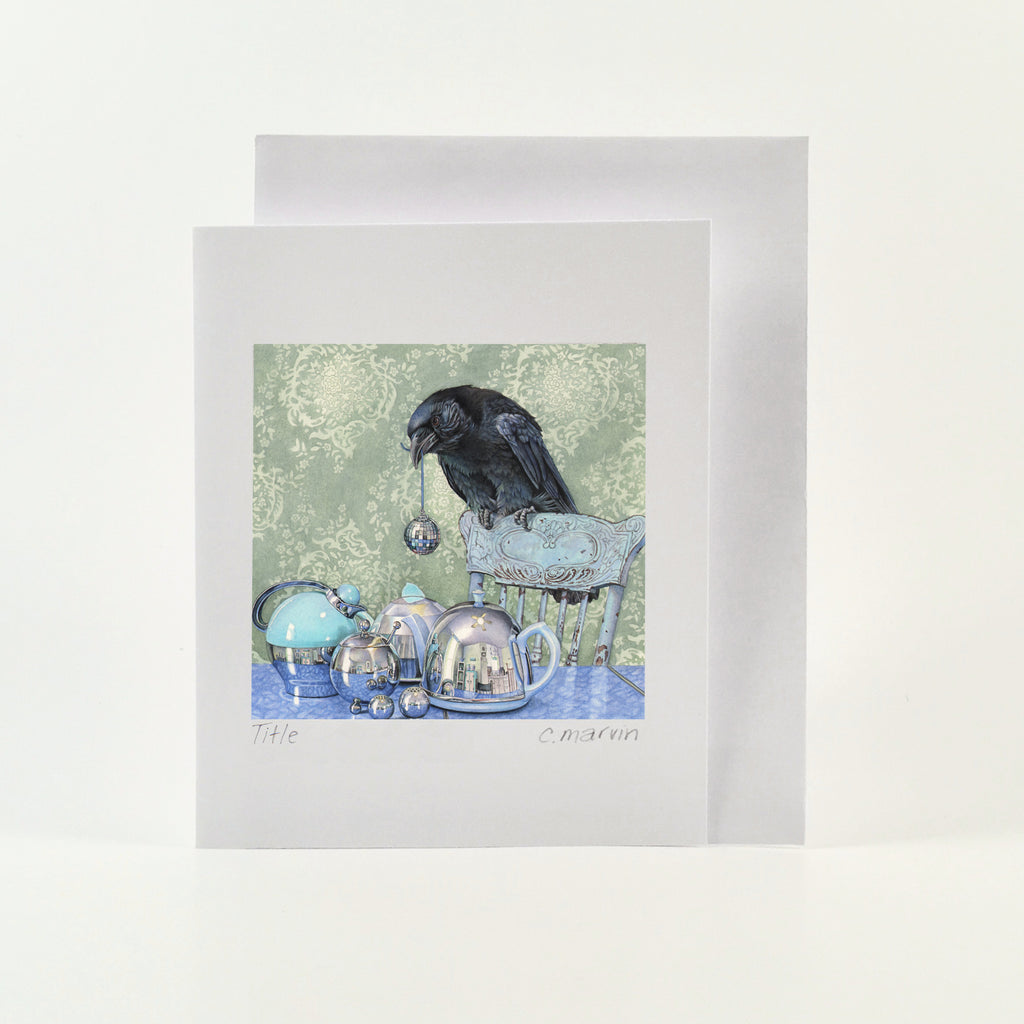 Crow Collects - Wholesale Art Cards