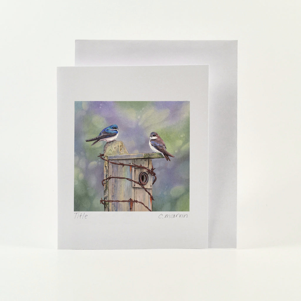 Home Sweet Home - Wholesale Art Cards