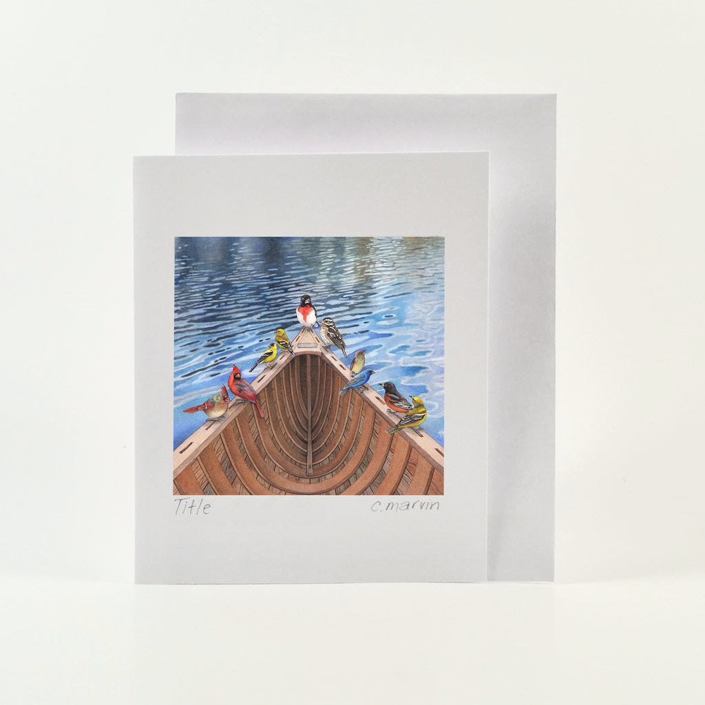 The Ark - Wholesale Art Cards
