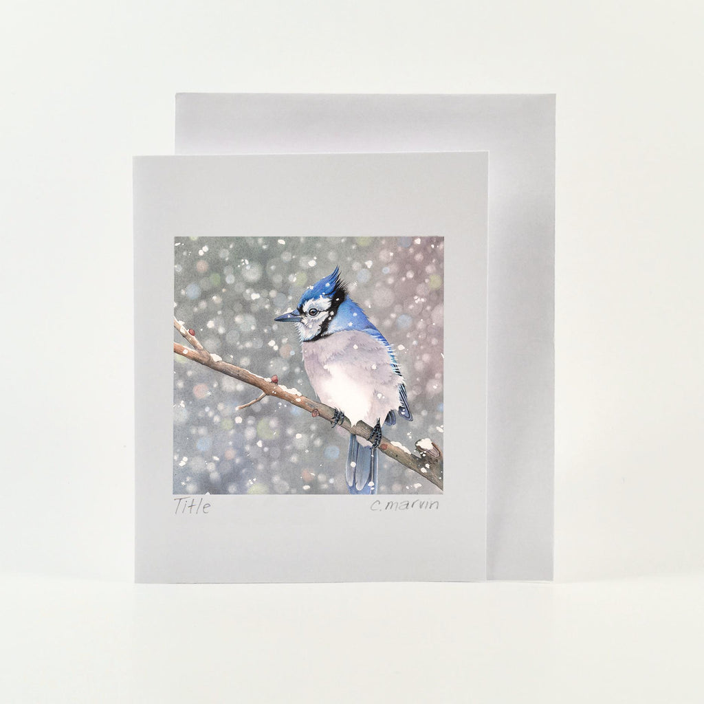 A Taste of Winter - Wholesale Art Cards