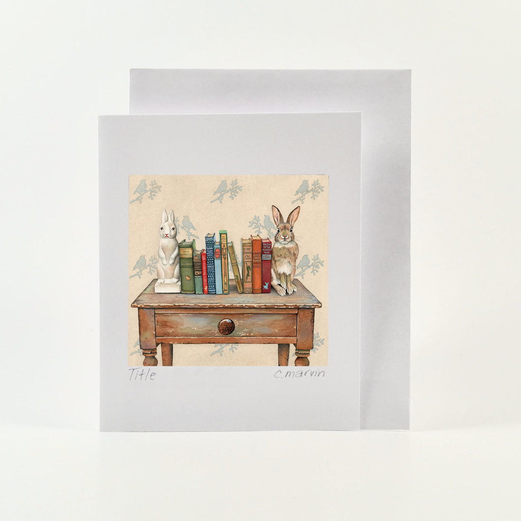 Bookends - Wholesale Art Cards