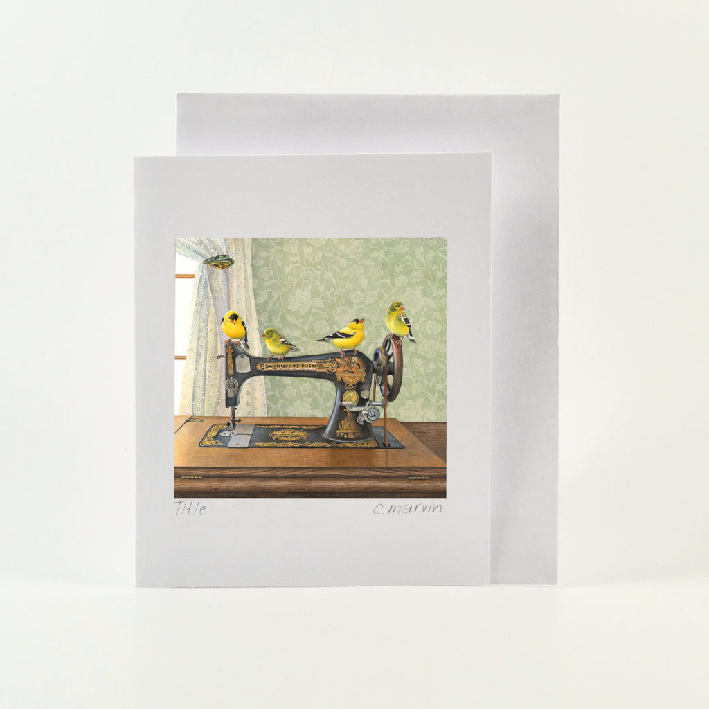 Singers - Wholesale Art Cards