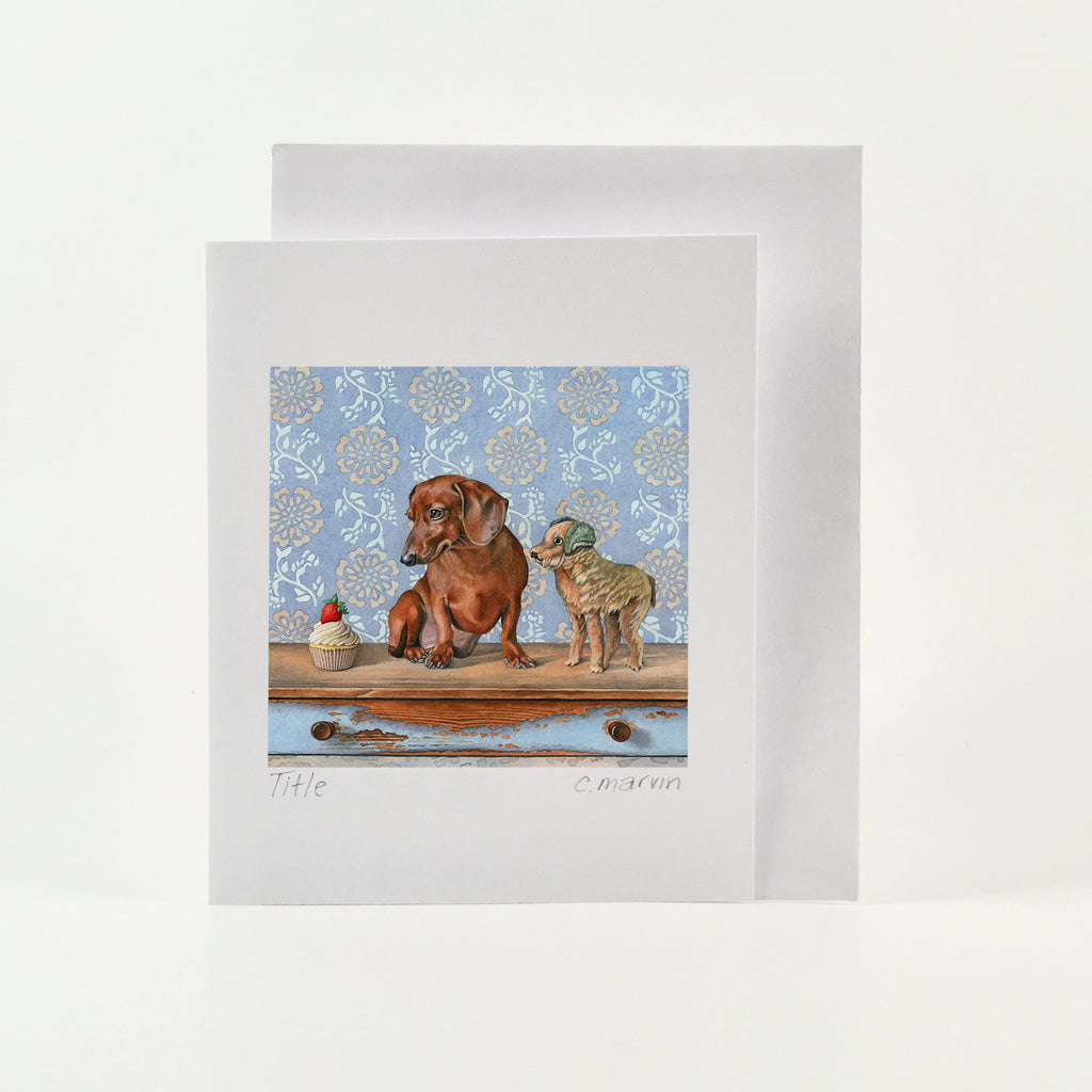 Togetherness set of 10 (cards of friendship, love and togetherness)